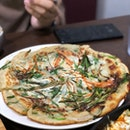 Seafood Pancake [$16]