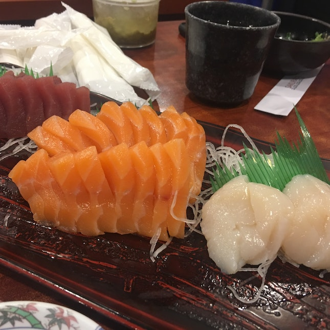 Value For Money Sashimi