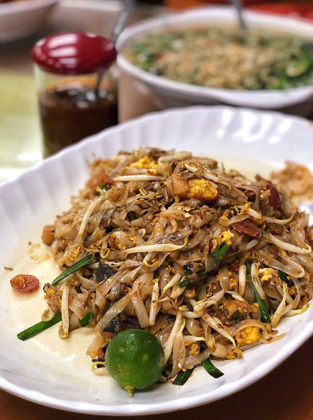 Penang Char Kway Teow ($10/Large)
