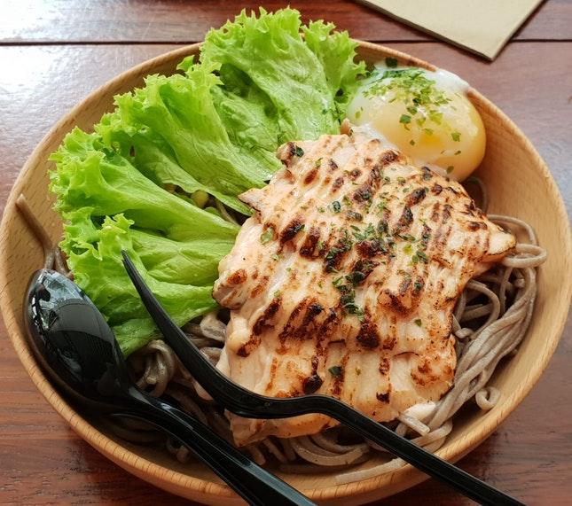 Salmon Samurai 100am Burpple 89 Reviews Tanjong Pagar Singapore