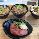 3 Bowls Set And Taiwanese Sausage