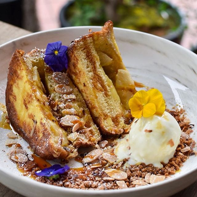 Yup, @theninjacut has outdone themselves again in this one - KAYA TOAST ($16).