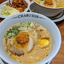 My virgin Chabuton ramen and it's #explodingbellyapproved!