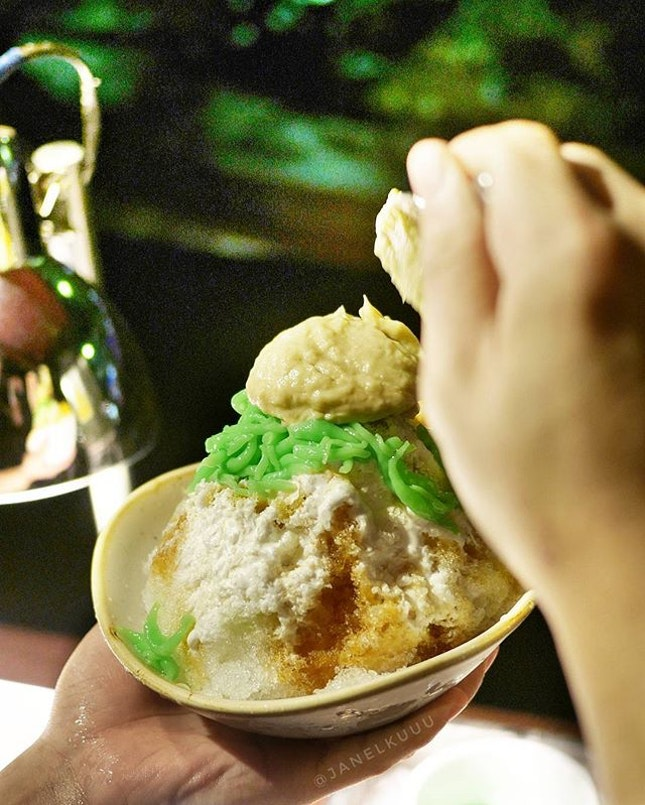Durian lovers, tis' the season to be jolly!