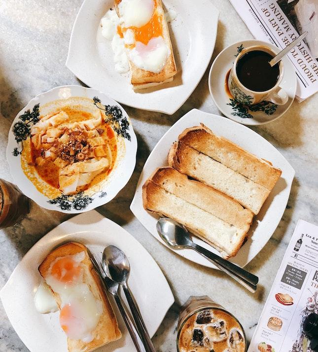 The Instagramble Hainanese Breakfast