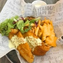 Feeesh 'n Cheeese 鱼和芝士😆 .
