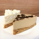 Maple marshmallow and coffee cheesecakes from Cravings.