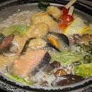 The Early Fatback: The new Seafood Bijin Nabe from Tsukada Nojo Singapore (@tsukadanojosg_bijinnabe).