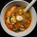 Seafood Tom Yum from Nooka, a modern Thai concept with an appealing price point newly-launched at DUO Galleria.