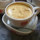 Cafe Giang in Hanoi is very popular for their egg coffee.