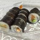 Happy Hour 3 for 2 Sushi rolls #sushiroll #japanese #aussieroll #cbddinner #chervon #sgfood #burpplesg #burpple #below10