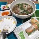Pho Street Dinner #somerset #centrepoint #quietplace #vietnamese #pho #soso #burpple #burpplesg