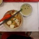 Amazing Fishball Noodle