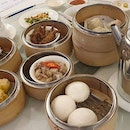 Dim sum buffet is good today but service is damn slow..