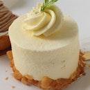 Sweet Potato Cake > Japanese Mont Blanc .