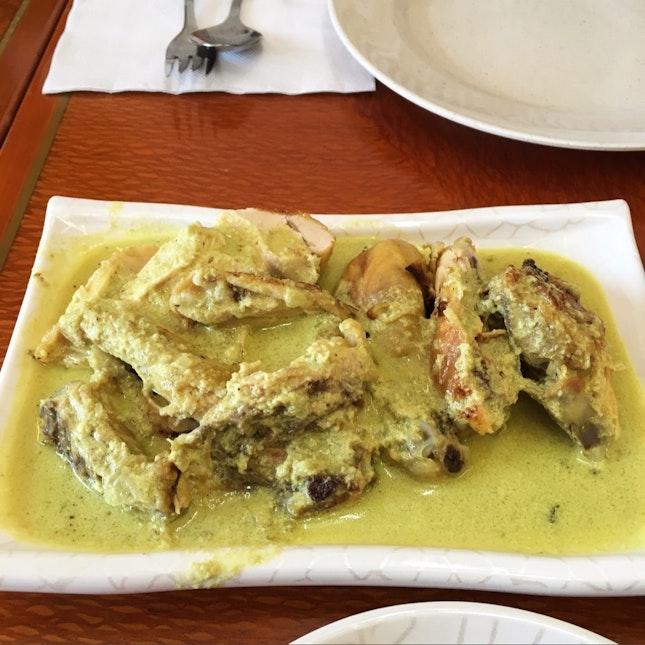 The Most Lemak Ayam Bakar In Town