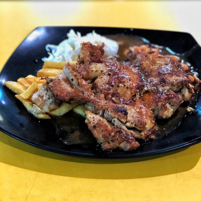Chop Chop, Chicken Chop