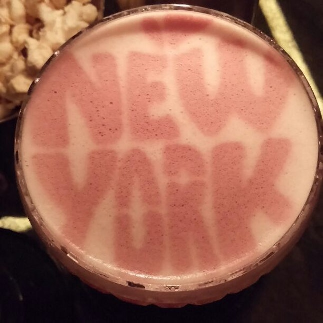 New York Sour