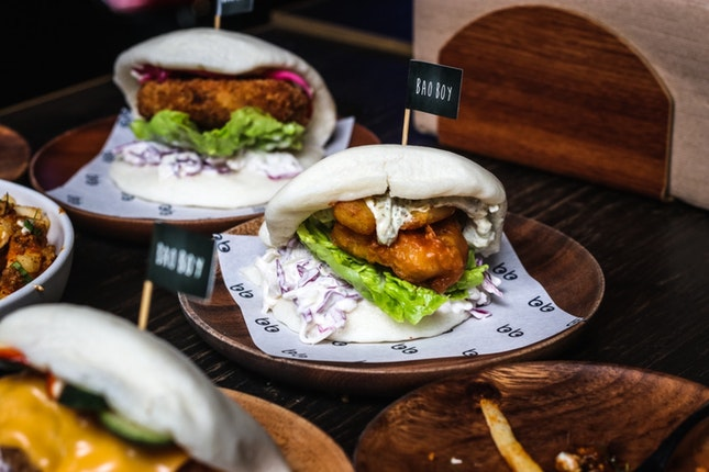 Fabulous baos you should definitely not miss out on.