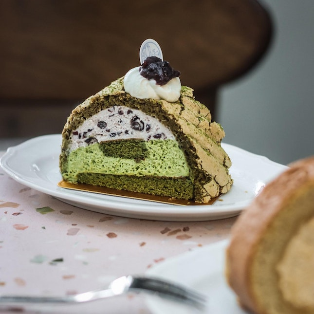 A dessert matcha fans should give a try.