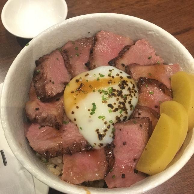 Truffle Yakiniku Bowl