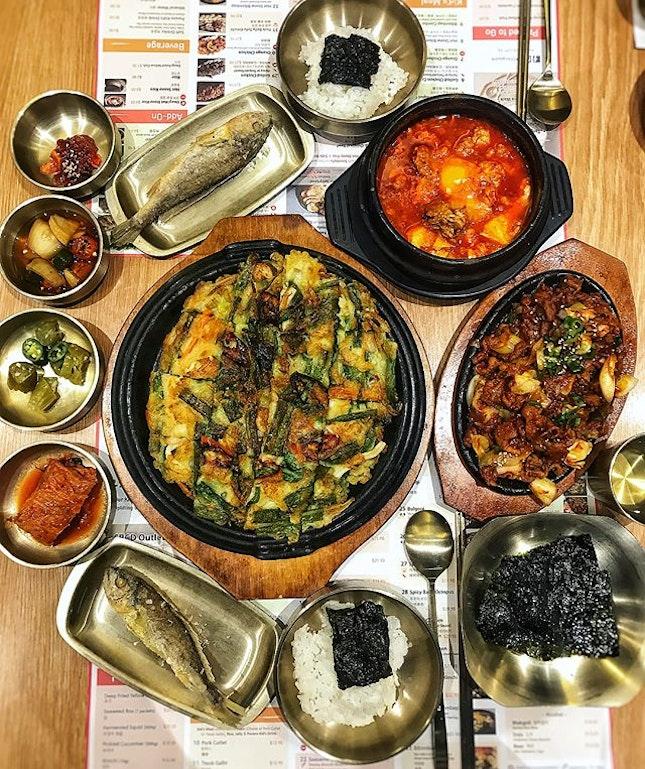 Lunch   #koreanfood .