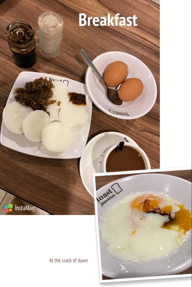 Good Food At Kovan Hawker Centre