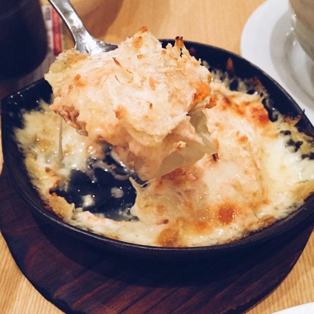 Mentaiko Cheese Scallop