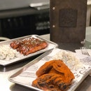 Nashville Chicken, Pork Ribs ($22+, $24+ Respectively), Chocolate Peanut Butter ($3+ For 2 Pieces) - On Burpplebeyond