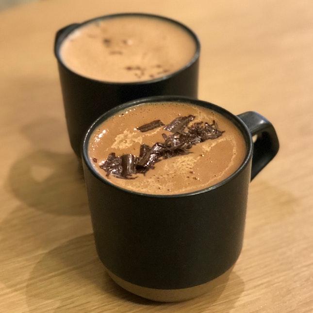 Hot Single Origin Dark Chocolate ($8.50 U.P.); On Burpplebeyond