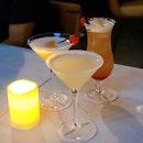 Singapore Sling, Lime Margarita, Mojito ($14++ Onwards U.P.); On Burpplebeyond