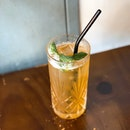 Kombucha Mocktail ($12+)