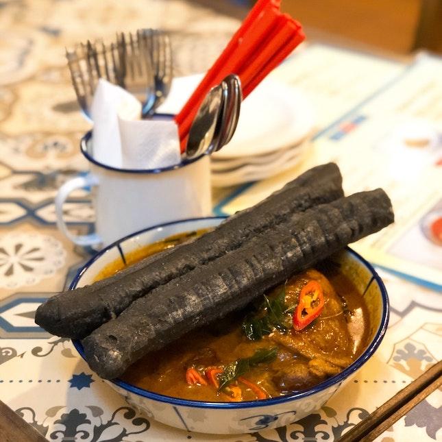 Chicken Curry ($12.90+; On Burpplebeyond)