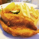 Fish and Chips ($15.90)