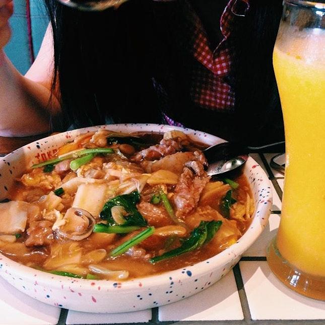 Noodle with wagyu sauce @tokopi_soma @makanapa.plg @social_marketplace #makanapaplg #makanapaxtokopisoma