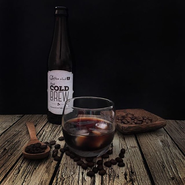 Four more days to enjoy 1-FOR-1 Ice Cold Brew Promotion from O'Coffee Club ($5.90 per bottle).