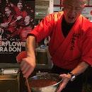 [Sound On] Hachikyo Overflowing Ikura Don at Northern Japan Fair at Tampines Mall, happening til 3 July.