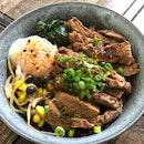 Bulgogi bowl