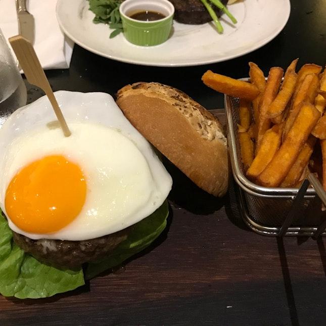 Portico Burger