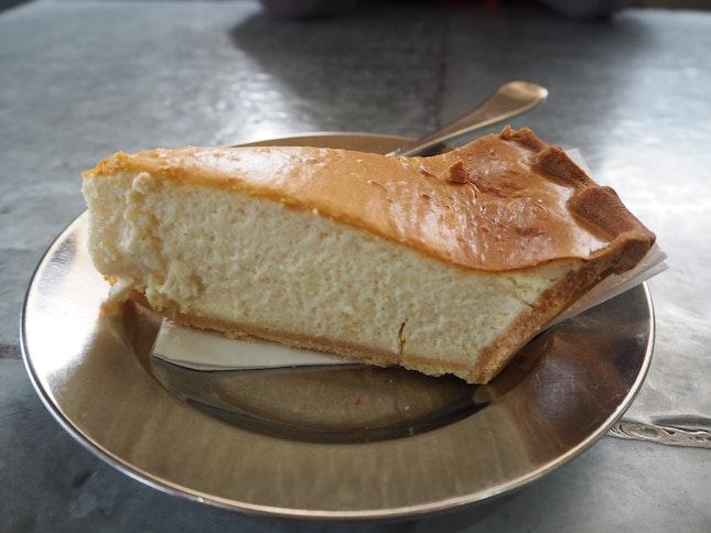 Lemon Vanilla Ricotta Cake [AU$5]