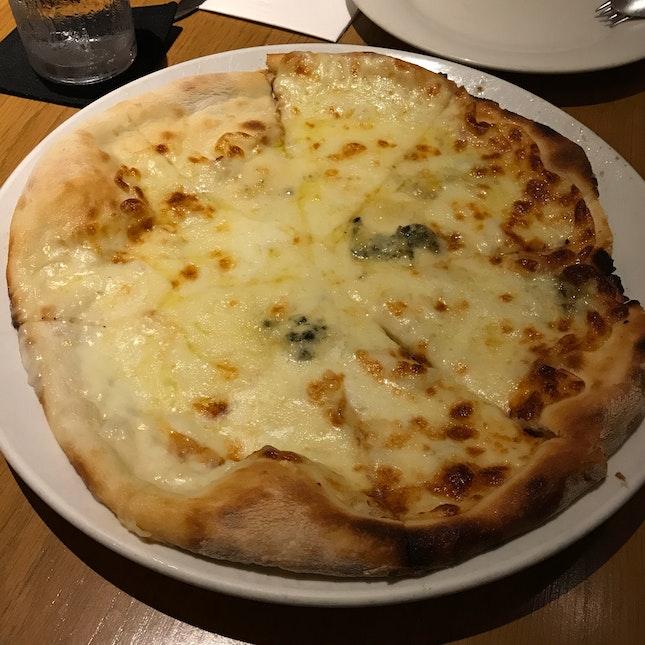 Pizza Quattro Formaggi [$24]