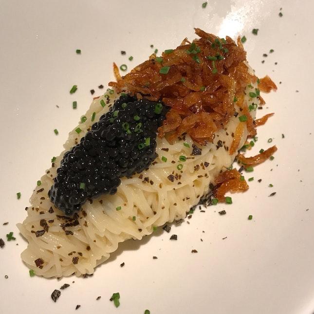 Truffle Hiyashi Somen [$15.8]