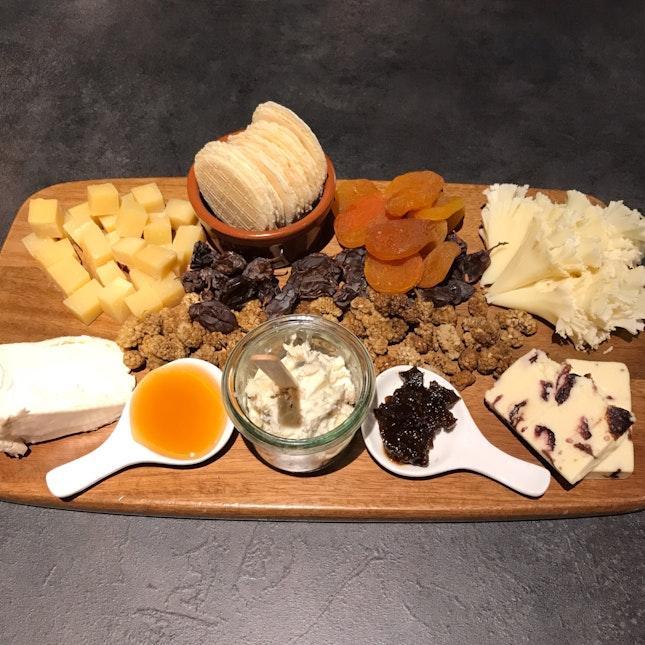 DIY Cheese Platter