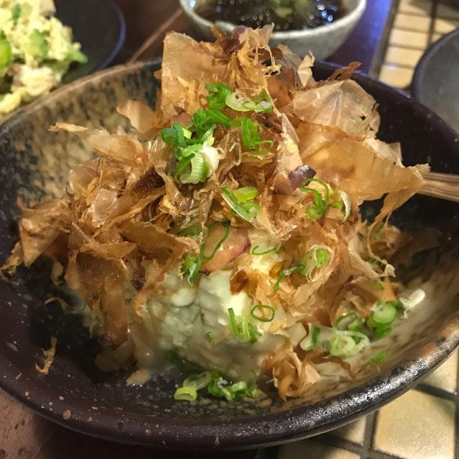 Okinawan soft cold beancurd [$7]