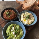 3 Dips for $20, Individual $12