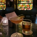 Sugarcane Daiquiri - Havana Club 7 yo Rum, sugarcane nectar, lime, finger lime jelly [$23]