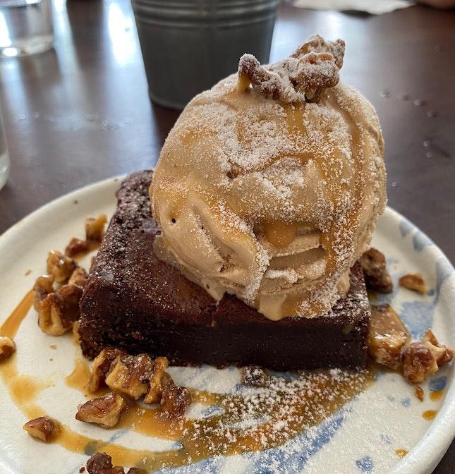 Brownie [$12]