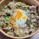 Truffle Wagyu Sukiyaki Don [$19.90]