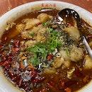 水煮鱼片 [$22]