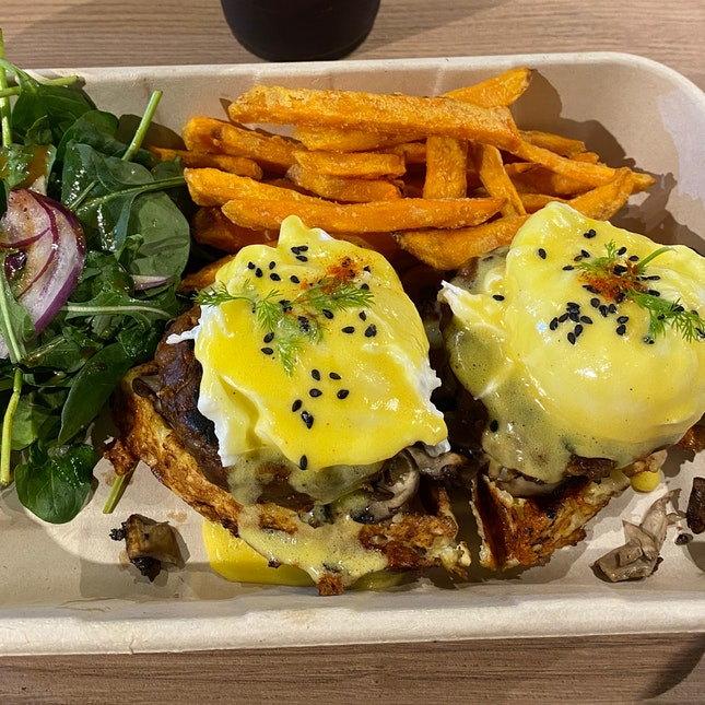 New Brunch Menu At Kipos! (available every Saturday at One Raffles Place Outlet) BYO Brunch [$19.50]